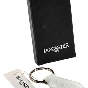 all colors!! Calf Leather LANCASTER keychains